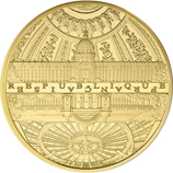 Monnaie de Paris (5 oz Commemorative Gold Coins)